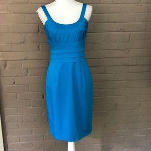 Calvin Klein Turquoise sleeveless dress  4
